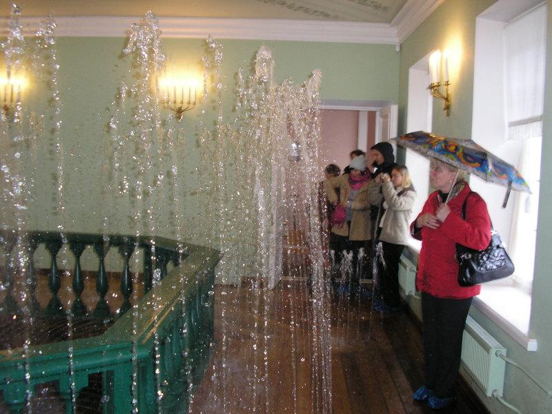 баня в Петергофе